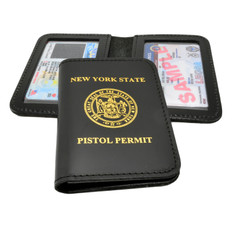 New York State Pistol Permit Double ID Case