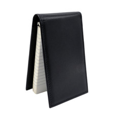 Leather Pad Style 3 x 5 Notebook Case