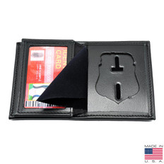 Fort Worth Police Badge Wallet