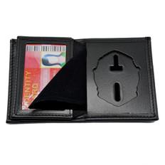 Dallas Texas Police Hidden Badge Wallet