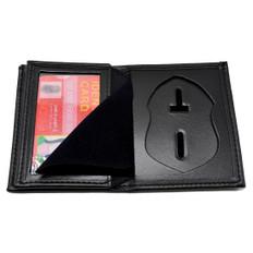 Seattle Police Officer Hidden Badge Wallet