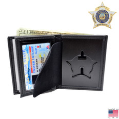 Kentucky Sheriff's Association Hidden Badge Wallet