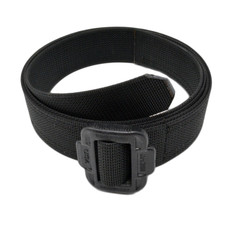 Perfect Fit Nylon Tactical TDU Belt 1.5 Inch - Double Duty - Two Fold Thick