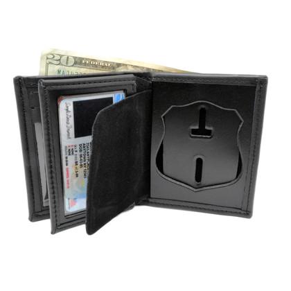 Washington DC Metro Police Bifold Badge Wallet