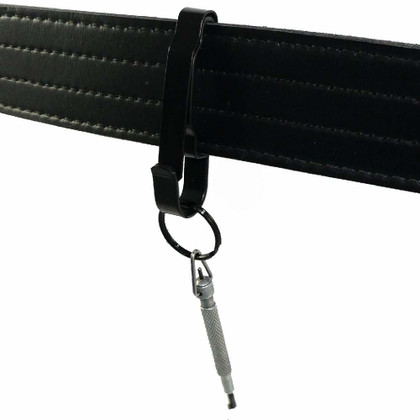 Tactical Corrections Police Security Heavy Duty Key Holder Clip Steel