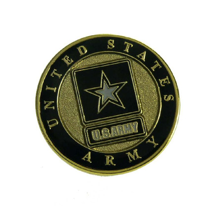 U S Army Logo Pin