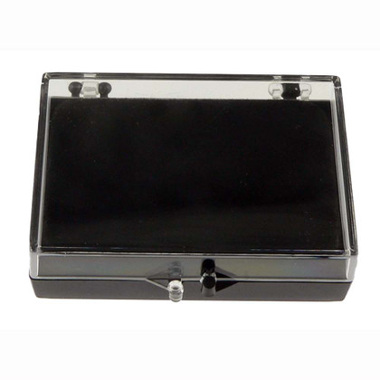 Lapel Pin Plastic Presentation Box - Medium