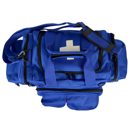 Blue EMT Emergency Medical Gear Bag