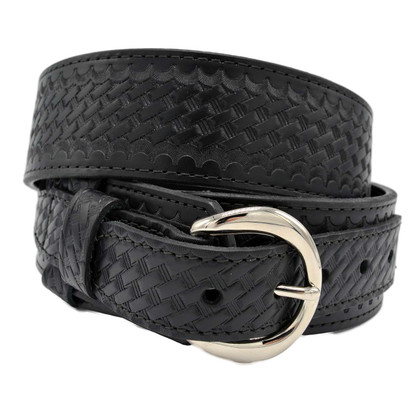 Perfect Fit Premium Leather Ranger Belt