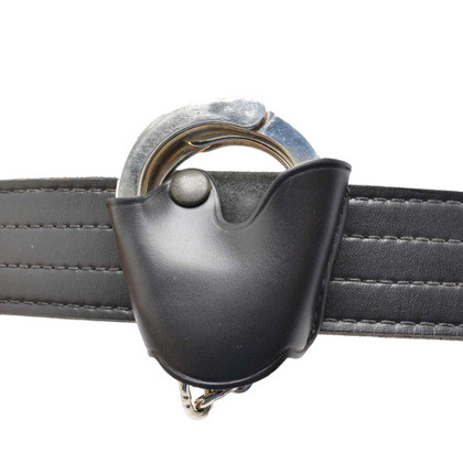 Perfect Fit Leather Quick Release Handcuff Case