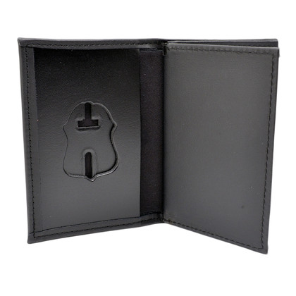 Perfect Fit FBI Badge Case Double ID Credit Card Wallet