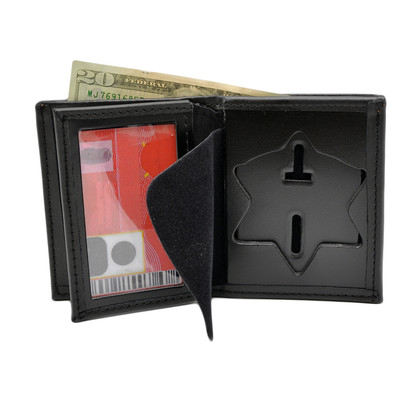 Cook County Sheriff Badge Wallet