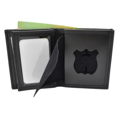 Ontario Provincial Police & Corrections Badge Wallet