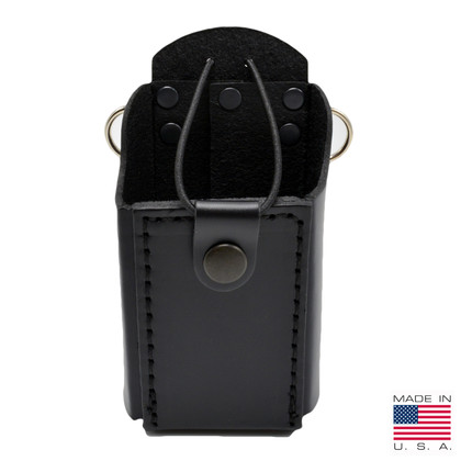 Perfect Fit Universal Leather Fire Radio Holder