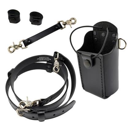 Firefighter Bundle - Radio Holder - Radio Strap - Anti-Sway Strap - Cord Keeper
