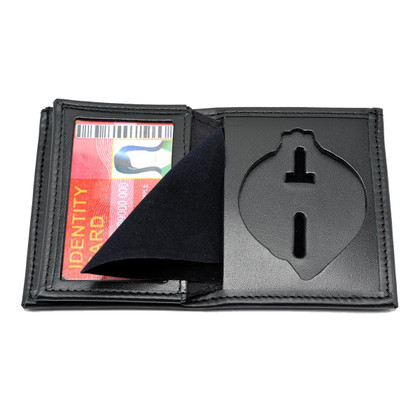 Pittsburgh Police Officer Hidden Badge Wallet