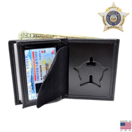 Kentucky Sheriff's Association Hidden Badge Wallet