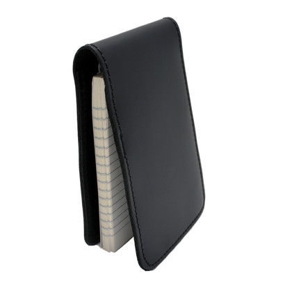 Perfect Fit Leather Pad Style 3 x 5 Notebook Case