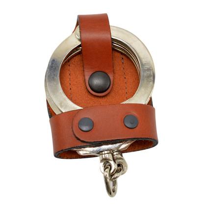 Perfect Fit Bikini Handcuff Case - Tan Leather