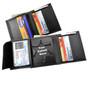 DK-439 Hidden Badge and ID Wallet