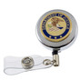 Department of Justice DOJ Seal Retractable ID Badge Holder