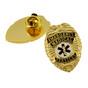 EMS Emergency Medical Services Mini Badge Lapel Pin