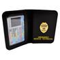 EMT Emergency Medical Technician Mini Badge ID Wallet