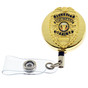 Security Enforcement Officer Retractable ID Badge Holder