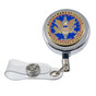 U S Marshals Service Retractable ID Holder