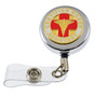 CNA Certified Nurse Assistant Retractable ID Holder