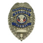 Deluxe Concealed Weapons Permit Badge