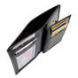 RCMP Royal Canadian Mounted Police Badge Wallet Perfect Fit Leather Bifold