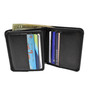 Cobra Tufskin NYPD Officer Premium Leather HIdden Badge Wallet