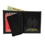 NYDOCCS Badge Wallet NY Corrections Officer Bifold Premium Leather Case