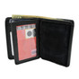 Police Badge Wallet - Premium Leather Bifold - B296 - S155