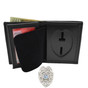 Perfect Fit Dade County Sheriff Badge Wallet