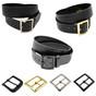 "Cobra-Tufskin 1.75"" Premium Leather Garrison Belt"