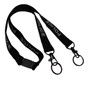 Reflective Police Double Hook Lanyard Neck Chain Replacement Safety Snap
