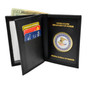 Federal Bureau of Prisons (FBOP) Medallion Credential Double ID Wallet