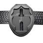 NY NJ Detective Badge Belt Clip Badge Holder with Neck Chain