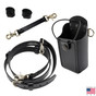 Firefighter Bundle - Radio Holder - Radio Strap - Anti-Sway Strap - Cord Keeper