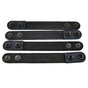 "Perfect Fit Duty Belt Keepers 1"" Genuine Leather - 4 Pack"