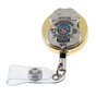 Veterans Affairs Police Retractable Badge Reel ID Holder