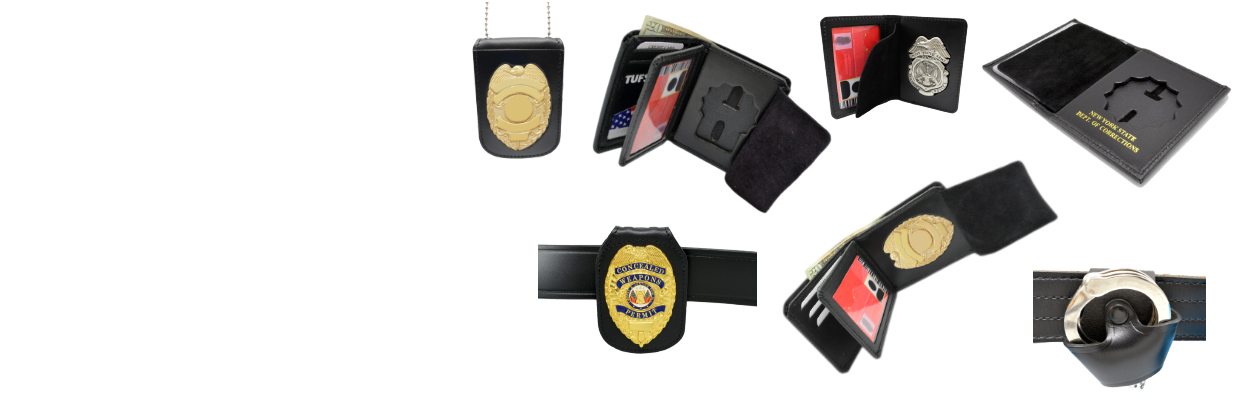 Lapel Pins | Badge Wallets | ID Holders | Challenge Coins
