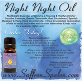 Night Night™ Essential Oil Blend • 15 ml
