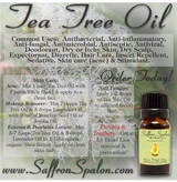 Tea Tree Oil ... Common Uses & Recipes