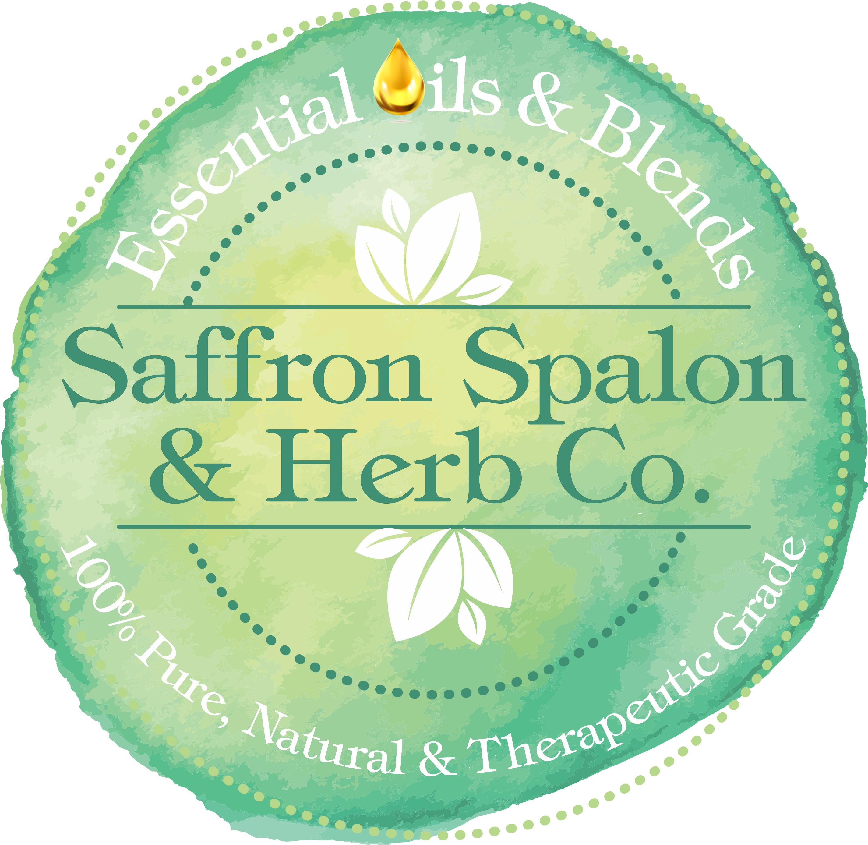 Saffron Spalon & Herb Co. offers 100% Pure, Natural, Undiluted & Therapeutic Grade Essential Oils & Essential Oils Blends, including our flagship products, Herbal Dentist™ Tooth & Gum Oil!  Herbal Dentist™ Tooth & Gum Oil which is a 100% Natural scientific blend of Almond, Clove, Peppermint, and Spearmint oils, professionally formulated to promote complete oral health through the elimination of bacterial infection above and beneath the gum surface.  Herbal Dentist™ is a scientific blend of essential plant oils great for: Oral Pain • Gum & Periodontal Disease • Gingivitis • Bleeding & Receding Gums • Gum Infections • Bad Breath • Sensitive Teeth • Sinusitis • Fever Blisters