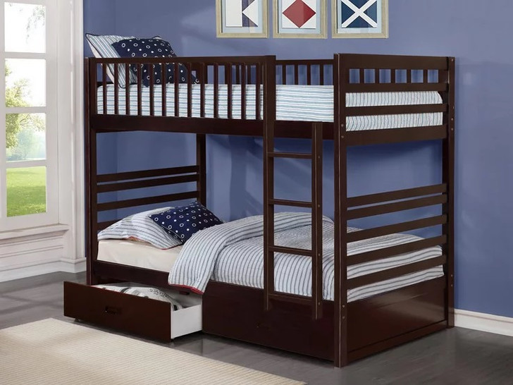 Branson Wood Bunk Beds
