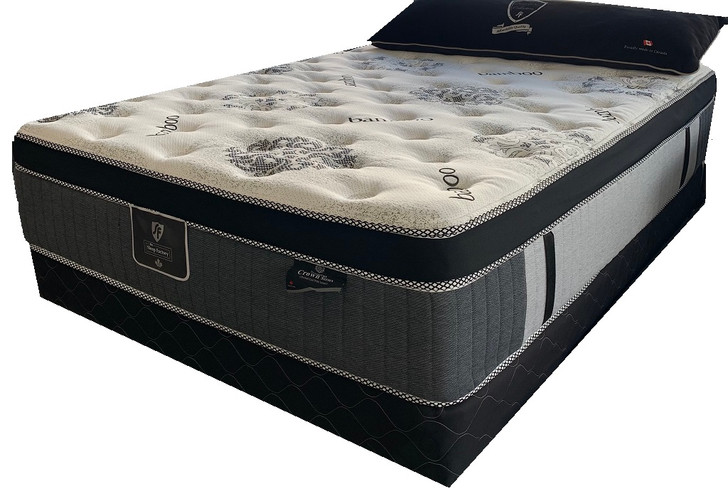 Buy Signature Collection Crown Euro Top - Luxury Firm Mattress Online Sale Toronto, Mississauga, Oshawa, Milton, Burlington, Scarborough, Kitchener at The Sleep Factory