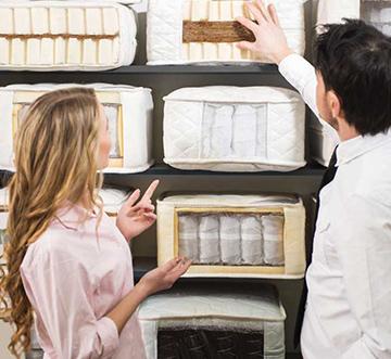 Shop Mattresses by type coil, foam, pocket coils, hybridgel memory foam,
